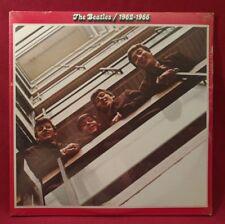 The Beatles 1962-1966 Vinyl SKBO 3403 Original Sealed w song title Sticker