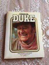 The Ultimate Look at a Legend: John Wayne The Duke New Unread Smoke/Pet Free