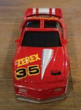 H0 slot car body, AFX, TOMY, Marchon MR-1, Red FRAM Camaro