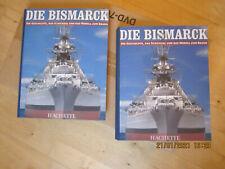 Bismarck von Hachette angefangener Bausatz