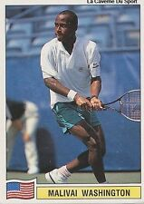 N°150 MALIVAI WASHINGTON USA PANINI TENNIS ATP TOUR 1992 STICKER VIGNETTE