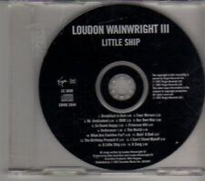 (CR267) Loudon Wainwright III, Little Ship - 1997 CD
