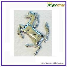 Horse Logo Heavy Metal 3D Styling Emblem Logo Badge Sticker  SUV Car Jeep Bike