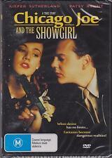CHICAGO JOE & THE SHOWGIRL - Patsy Kensit, Kiefer Sutherland, John Lahr -  DVD