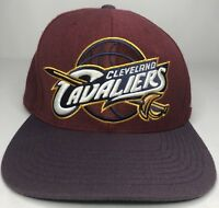 Cleveland Cavaliers NBA Basketball Mitchell & Ness Cap Hat, FREE S&H