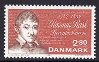 Denmark MNH 1987 200th Anniversary ot the Birth of Rasmus Rask