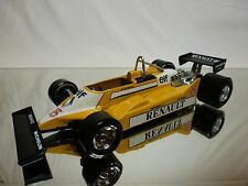 BBURAGO 6103 RENAULT RE 30 P. TAMBAY - MICHELIN ELF- RACE CAR F1 1:24? - GOOD