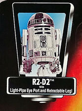 R2-D2 First One Unopened Star Wars POTF 2 1995 Action Figure Red Card