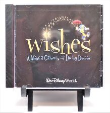 Disney CD Wishes A Magical Gathering of Disney Dreams Soundtrack NEW SOLD OUT