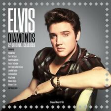 Elvis Presley Diamonds 72 Original Classics 4 LP 180G Coloured Vinyl Record