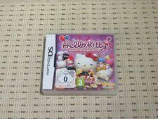 Hello Kitty anniversaire Aventure pour Nintendo DS, DS Lite, DSi xl, 3ds