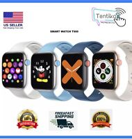 T5 Smart watch touch screen sport wristwatch heart rate monitor  Water Resistant