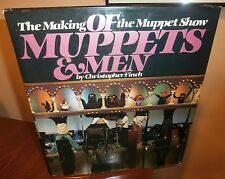 OF MUPPETS & MEN (1981) First Edition THE MAKING of the MUPPET SHOW by Finch