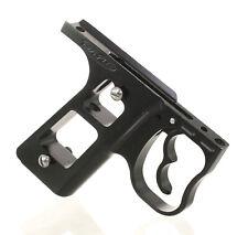 DYE DOUBLE TRIGGER FRAME FOR AGD AUTOMAG AIR GUN DESIGNS - GLOSS BLACK -b