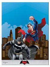 Batman v Superman Plastic tablecover, 180 x 120cm