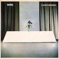 Wire - Chairs Missing - Reissue (NEW VINYL LP)