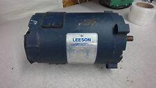 LEESON, 103116.00, C4D17NC8B, 1/2 HP, 1750RPM, 4P, 90 VOLTS, RS56C FR, DC MOTOR
