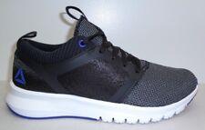 Reebok Size 9 PRINT ATHLUX SHATR Black Purple Running Sneakers New Womens Shoes
