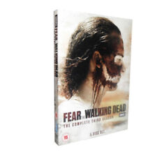 Fear The Walking Dead Season 3 UK Region 2 Brand New and Sealed!!!!
