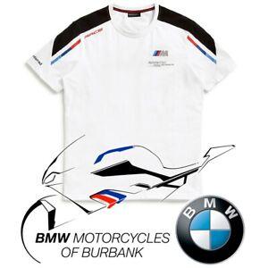 Motorsport T-Shirt Men's Genuine BMW Motorrad Motorcycle 2020 STYLE