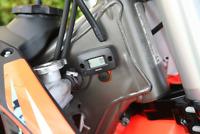 MOOSE RACING HARD-PARTS 2212-0612 MOUNT HOUR METER KTM MSE