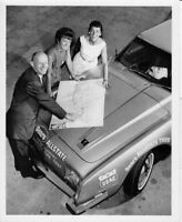 Loewy /& Egbert 1963 Studebaker Avanti Press Photo and Release 0061