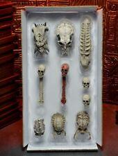 Depredadores Limited Edition Skull 10-pack exclusive Accesorio Action Figure