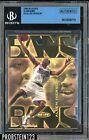 1989-99 Skybox Hoops Slam Bams #3 Allen Iverson 76ers HOF /100 BGS Authentic