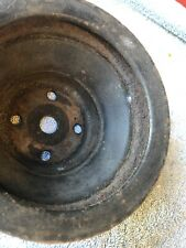 chevrolet Gmc Small Block Chevy Water pump Pully SBC