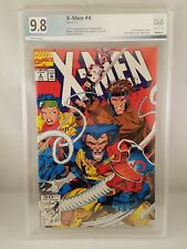 X-MEN #4 PGX 9.8 1ST APPEARANCE OF OMEGA RED JIM LEE 1992  Like CGC