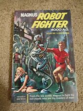 MAGNUS ROBOT FIGHTER 4000 A.D. TPB 1 DARK HORSE ARCHIVES VERY RARE OOP