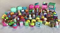 Lot of 80+Shopkins Figures Food Clothes Backpack And So Much More