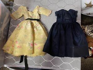 Vintage Tagged Madame Alexander Cissy Dress Lot TLC