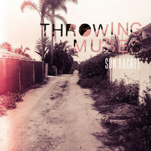 THROWING MUSES ~ Sun Racket ~ Rare 2020 Fire Records 10-track PROMO CD album~NEW