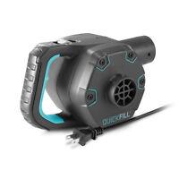 Intex 120 Volt Quick-Fill AC Electric 38.9 CFM Inflatable Float & Air Bed Pump
