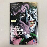 Batman The Killing Joke Deluxe Edition Hardcover Book Like New + Free Postage