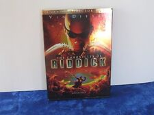 The Chronicles of Riddick Unrated Director's Cut DVD Widescreen Vin Diesel