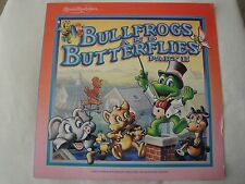 BULLFROGS AND BUTTERFLIES PART II VINYL LP 1985 A GREAT BIG GOD, I LOVE YOU LORD