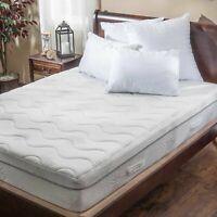 Aloe Gel Memory Foam 11-inch Twin XL-size Smooth Top Mattress