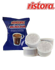 Ristora Cioccolato Mini-Ciok capsule compatibili Lavazza Espresso Point (box ...