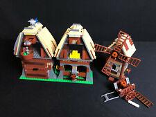 Lego 7189 Mill Village Raid, Überfall auf das Mühlendorf , Kingdoms,  Ritter