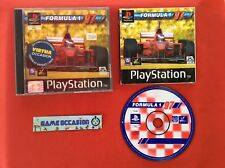 FORMULA 1 97 SONY PS1 PLAYSTATION 1 PAL COMPLETO