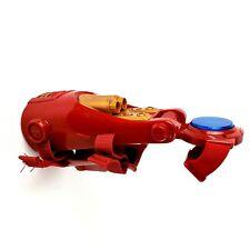 Marvel Iron Man Arm Repulsor Dart Blaster 2010 Hasbro Sound Prop Costume
