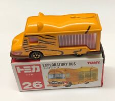 Exploratory Bus (Yellow) - Made in Japan Tomica 26