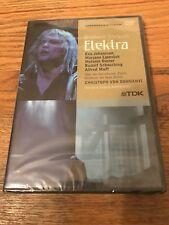 Richard Strauss Elektra DVD NEW