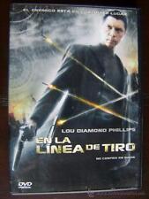 DVD EN LA LINEA DE TIRO (5Z)