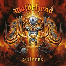 MOTORHEAD - INFERNO - 2LP VINILE SIGILLATO - BRAND NEW SEALED 2004