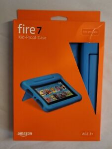 Amazon Kid-Proof Case for Fire 7 HD tablet (Compatible with 9th gen)  Open Box