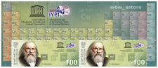 Stamps of Kyrgyzstan-International year of Periodic table 2019