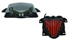 Bikemaster Integrated LED Tail Light Smoke Lens For BMW S1000RR TZBMW-302-INT-S